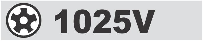 1025V